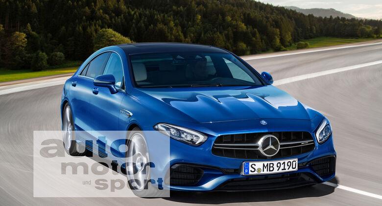 Mercedes CLS 63S