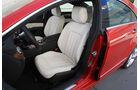 Mercedes CLS, Innenraum, Sitze