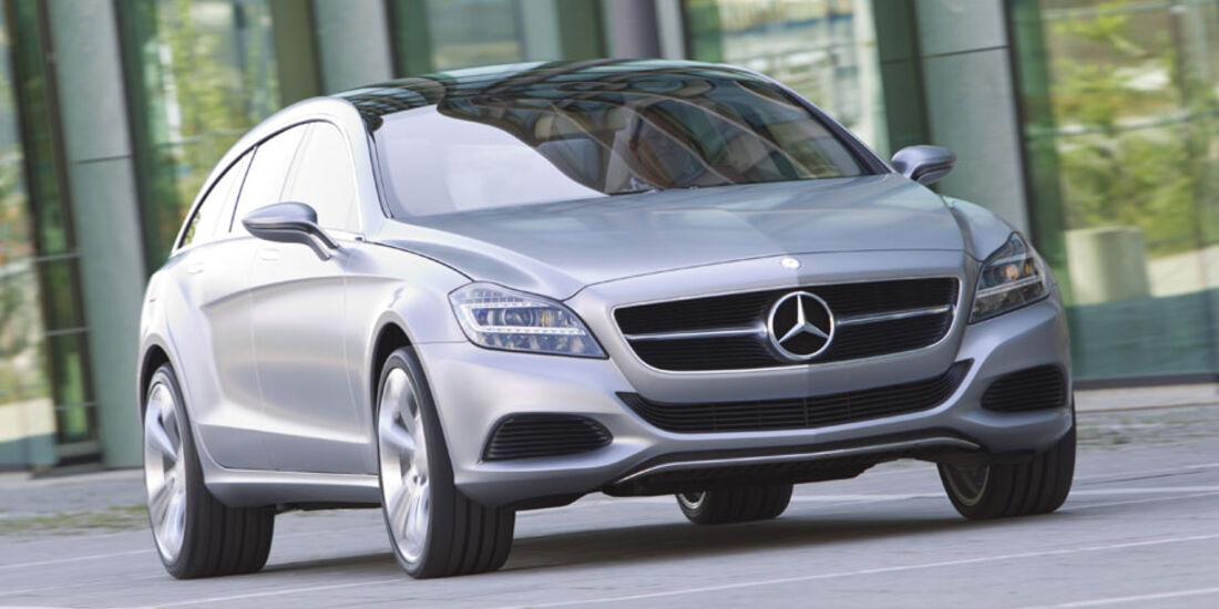 Mercedes CLS Shooting Break