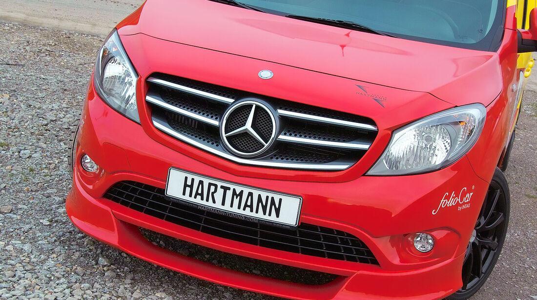 Mercedes Citan Vansports Hartmann Tuning