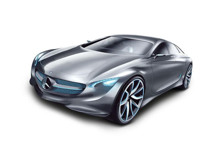 Mercedes Designzukunft, Mercedes Aesthetics 2025