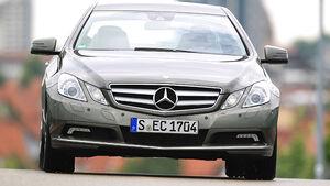 Mercedes E 200 CGI Coupé