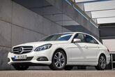 Mercedes E 200 Natrural Gas Drive