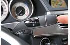 Mercedes E 220 CDI, Lenkradschalter