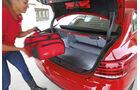 Mercedes E 250 Coupé, Kofferraum