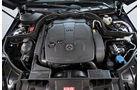Mercedes E 300 Cabrio, Motor