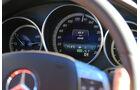 Mercedes E 350 Bluetec, Rundinstrumente