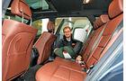 Mercedes E 350 Bluetec T-Modell, Kindersitz, Rückbank