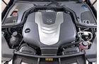 Mercedes E 350 d Exclusive, Motor
