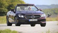 Mercedes, E 400 Cabrio, Exterieur, Front