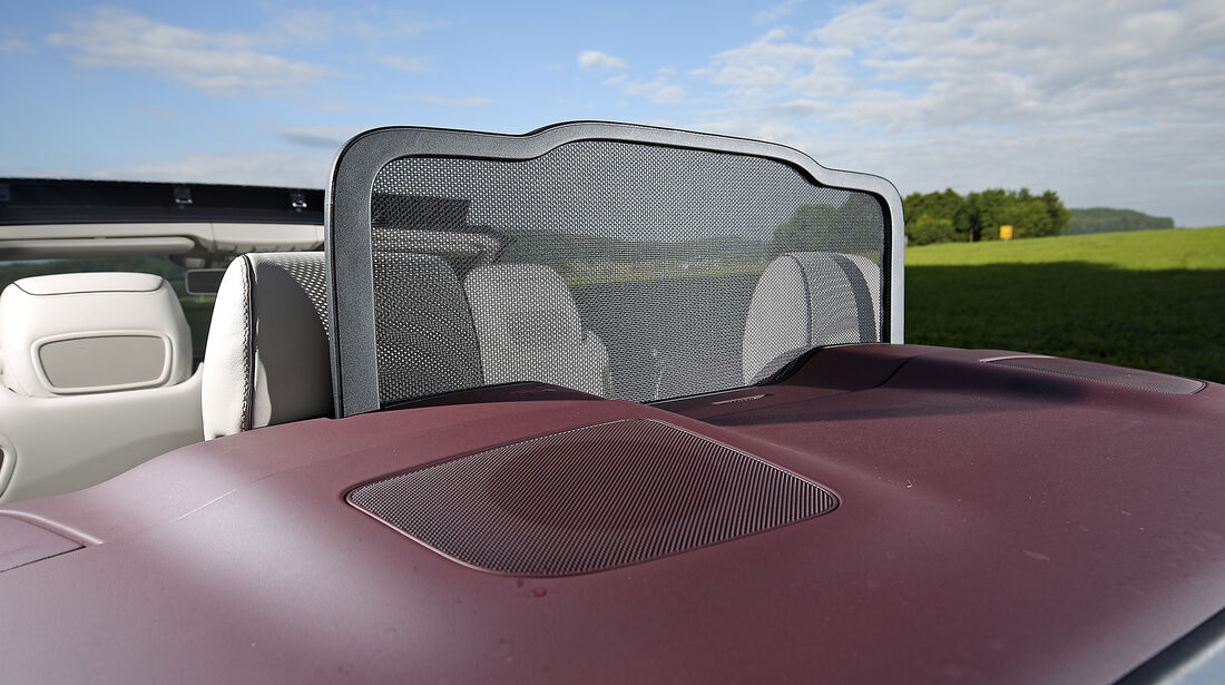 Mercedes, E 400 Cabrio, Exterieur