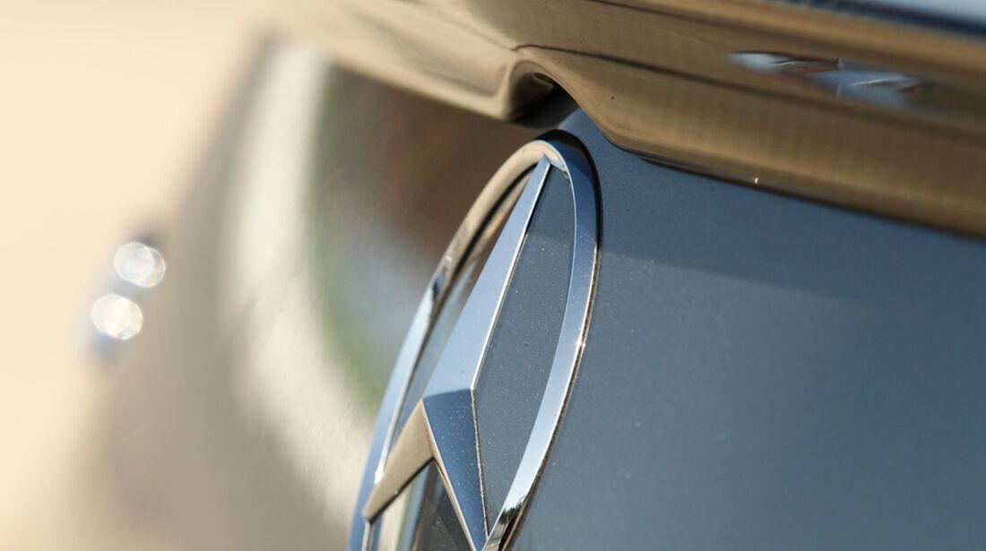 Mercedes E 63 AMG, Heckspoiler
