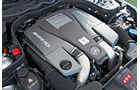Mercedes E 63 AMG, Motor, Motorblock