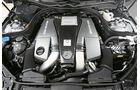 Mercedes E 63 T AMG S 4Matic, Motor