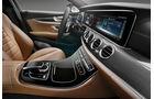 Mercedes E-Klasse Cockpit