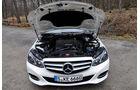 Mercedes E-Klasse, Motor