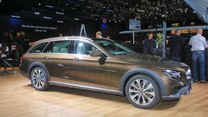 Mercedes E-Klasse T-Modell All-Terrain
