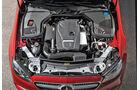 Mercedes E300 Cabriolet, Motor