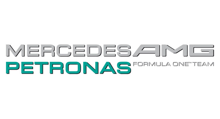 Mercedes F1 Logo
