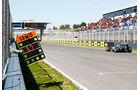 Mercedes F1 Test Jerez 2013