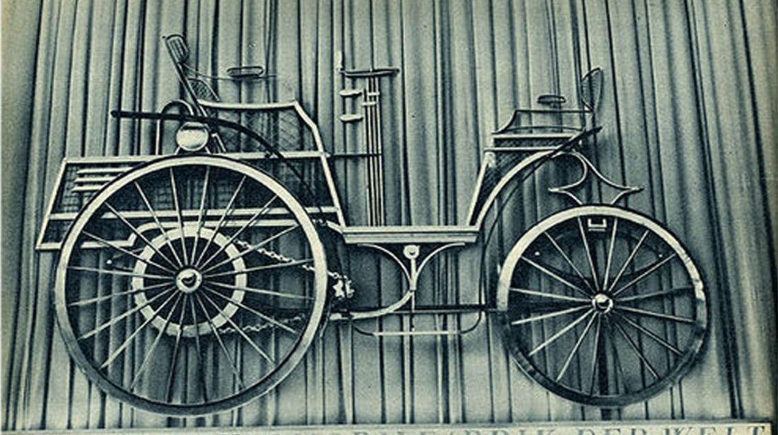 Mercedes, Fahrrad, IAA 1959