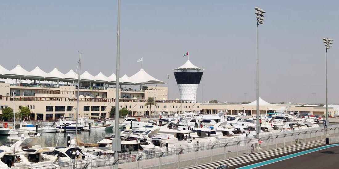 Mercedes  - Formel 1 - GP Abu Dhabi - 01. November 2013