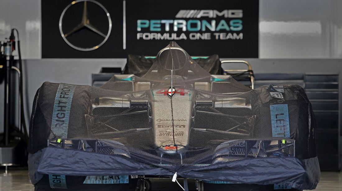 Mercedes - Formel 1 - GP Abu Dhabi 2016