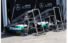 Mercedes - Formel 1 - GP Aserbaidschan - Baku - 15. Juni 2016