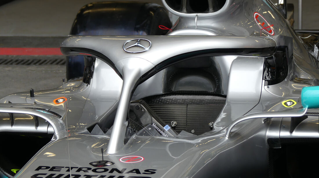 Mercedes - Formel 1 - GP Aserbaidschan - Baku - 25. April 2019