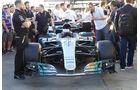 Mercedes - Formel 1 - GP Australien - Melbourne - 23. März 2017