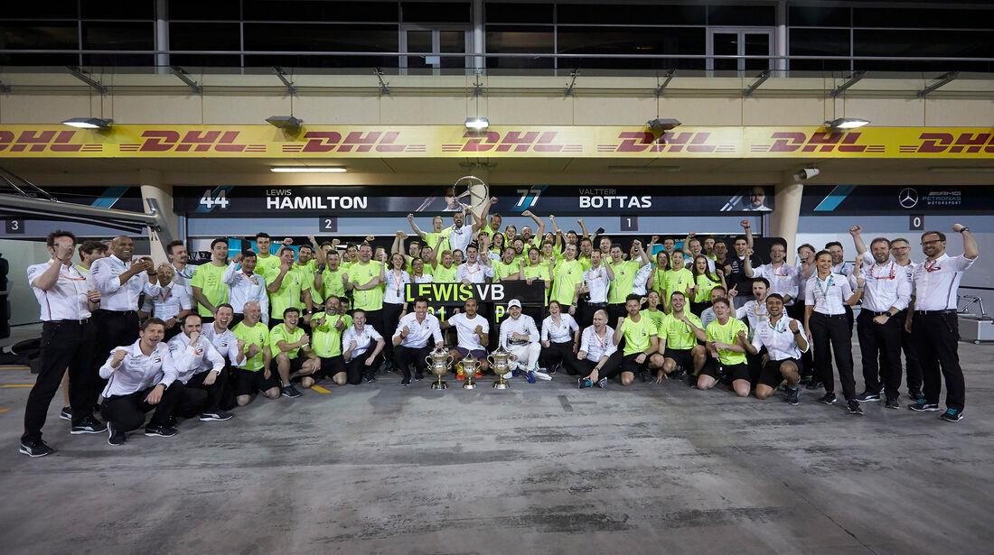 Mercedes - Formel 1 - GP Bahrain 2019