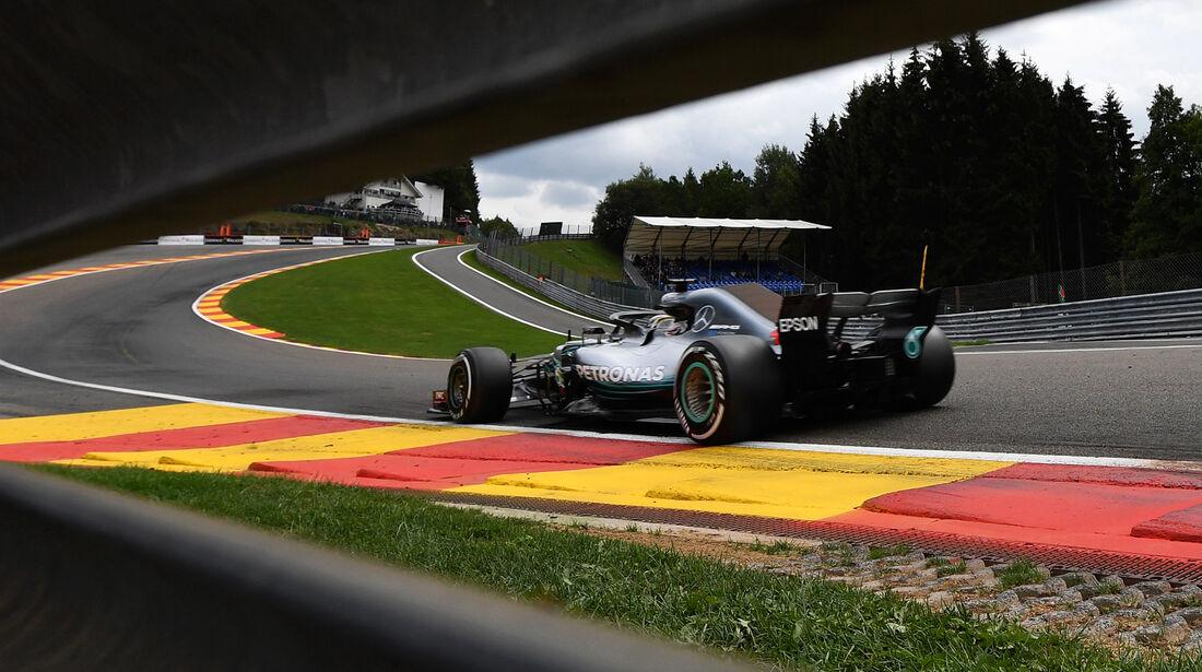 Mercedes - Formel 1 - GP Belgien 2018