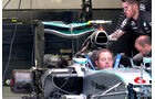 Mercedes - Formel 1 - GP Belgien - Spa-Francorchamps - 22. August 2015