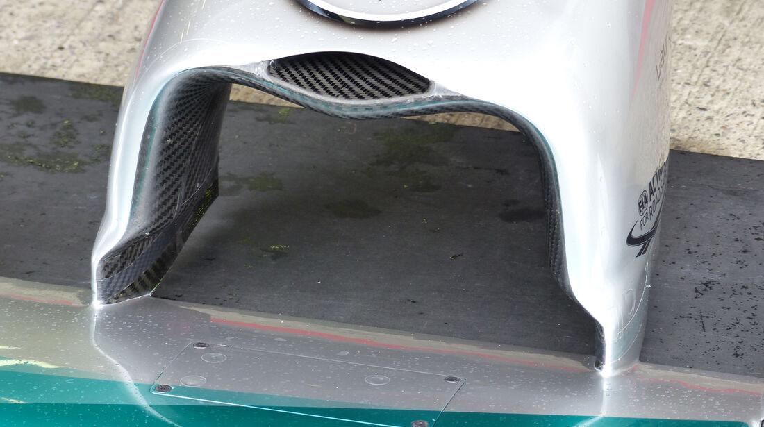 Mercedes - Formel 1 - GP Belgien - Spa-Francorchamps - 23. November 2014