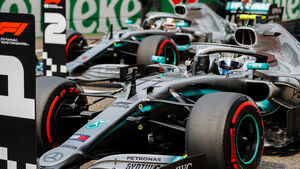 Mercedes - Formel 1 - GP China 2019