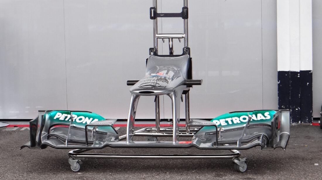 Mercedes - Formel 1 - GP Deutschland - 19. Juli 2012