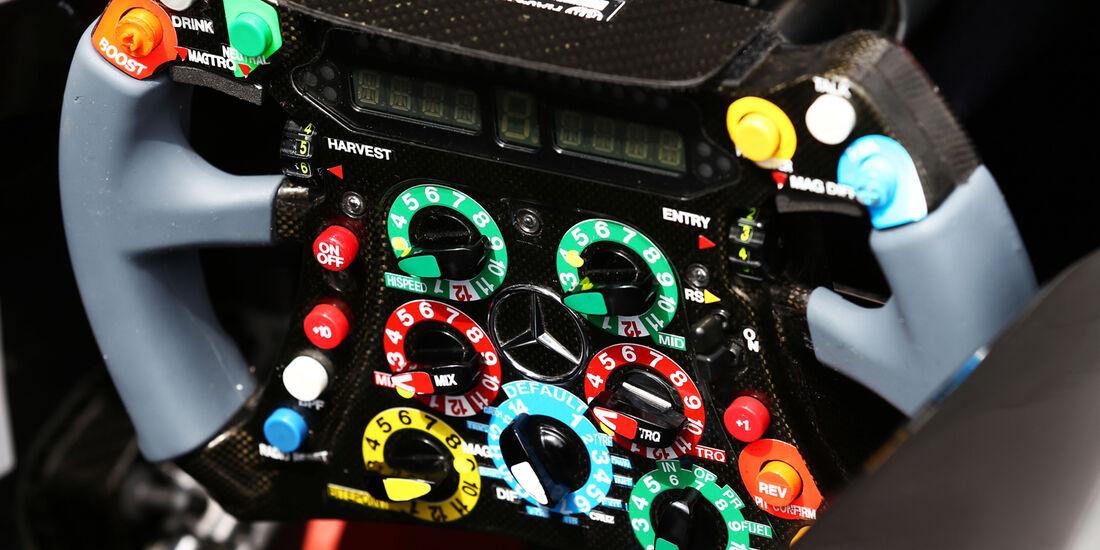Mercedes - Formel 1 - GP Deutschland - 4. Juli 2013