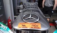 Mercedes - Formel 1 - GP Deutschland - 6. Juli 2013