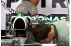 Mercedes - Formel 1 - GP Italien - 4. September 2014