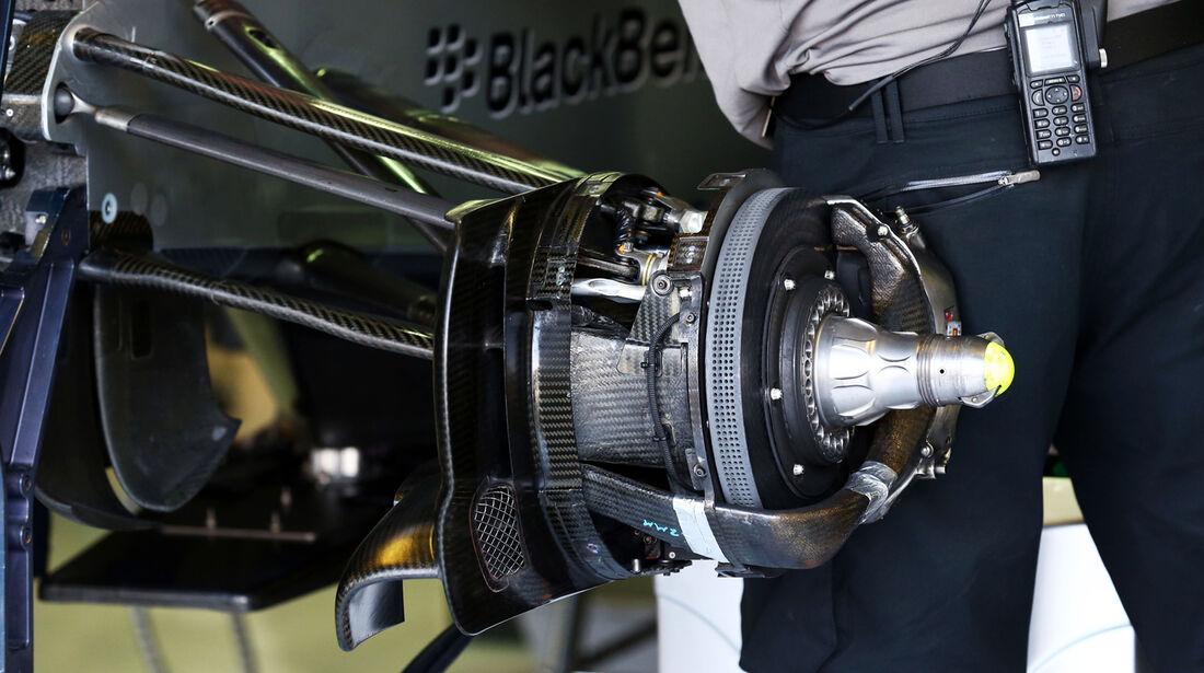 Mercedes - Formel 1 - GP Italien - 7. September 2013