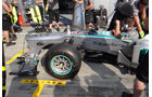 Mercedes - Formel 1 - GP Italien - Monza - 5. September 2013