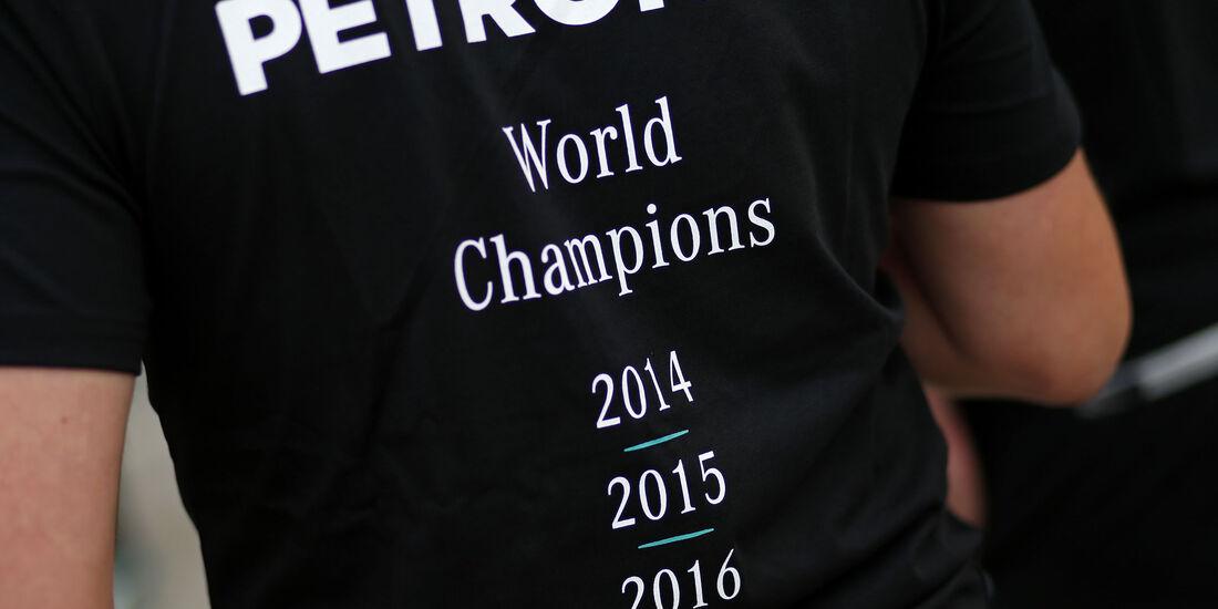 Mercedes - Formel 1 - GP Japan 2016 - Suzuka
