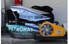 Mercedes - Formel 1 - GP Japan - 9. Oktober 2013