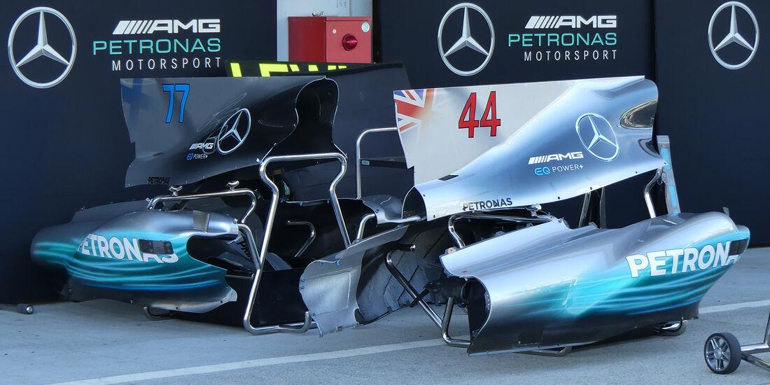 Mercedes - Formel 1 - GP Japan - Suzuka - 4. Oktober 2017