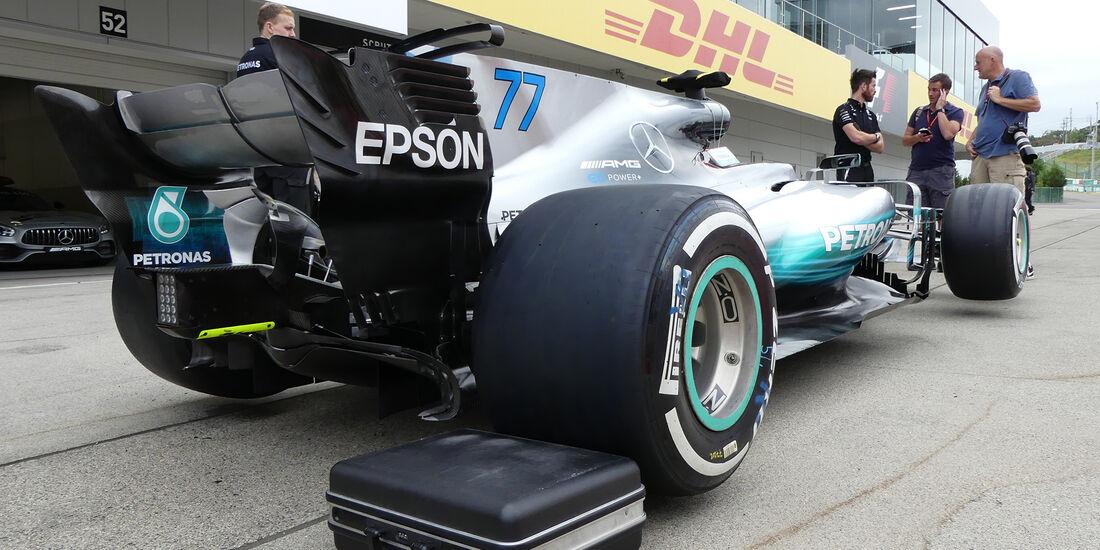 Mercedes - Formel 1 - GP Japan - Suzuka - 5. Oktober 2017
