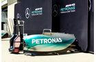 Mercedes - Formel 1 - GP Kanada - Montreal - 3. Juni 2015