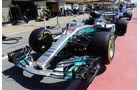 Mercedes - Formel 1 - GP Kanada - Montreal - 8. Juni 2017