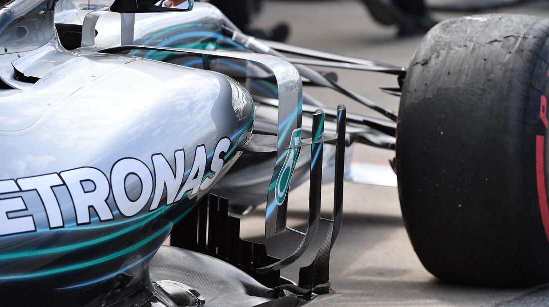 Mercedes - Formel 1 - GP Kanada - Montreal - 9. Juni 2018