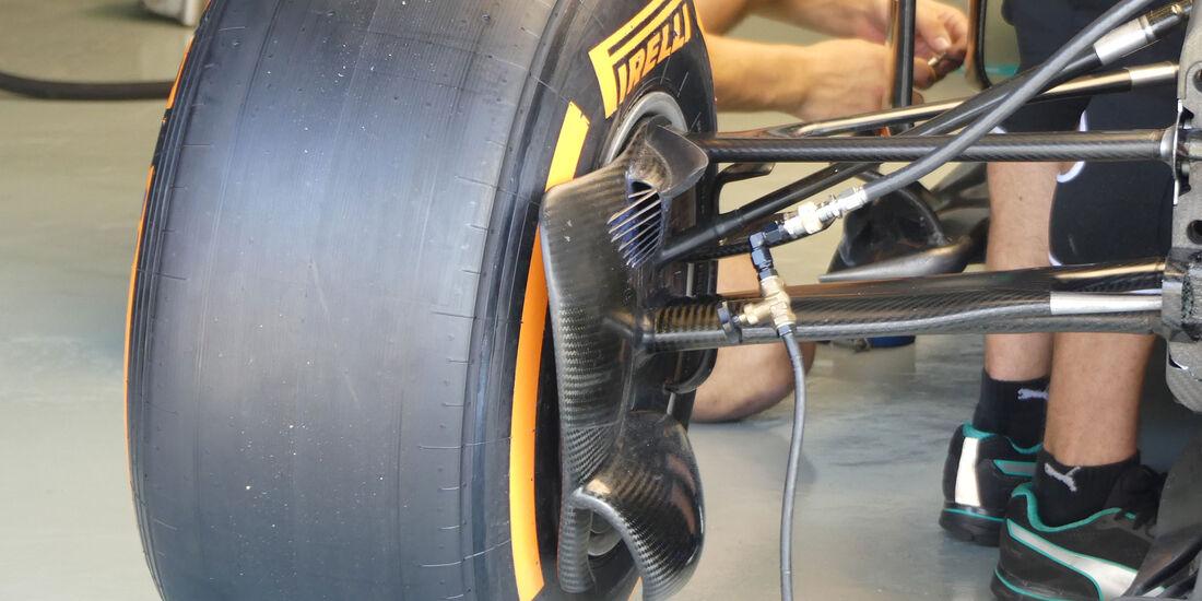 Mercedes -  Formel 1 - GP Malaysia - Freitag - 30.9.2016