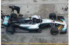 Mercedes - Formel 1 - GP Malaysia - Sepang - 28. September 2017